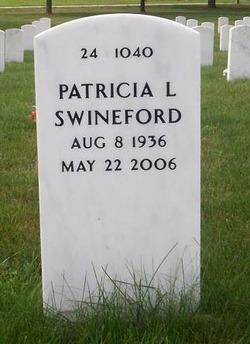 Patricia L. <i>McElroy</i> Swineford