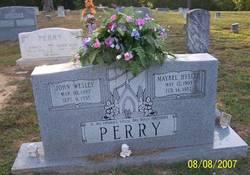 John Wesley Perry, Sr