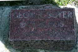 George Washington Boyer