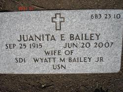 Juanita Elizabeth Bailey