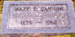 Mary Elizabeth <i>Glover</i> Cannon
