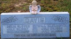 Cordelia Iowa <i>Glover</i> Davis