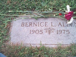 Bernice <i>Littlefield</i> Allen