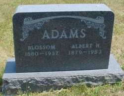 Blossom <i>Eyler</i> Adams