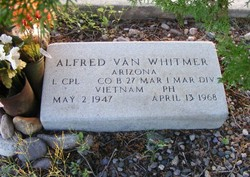 LCpl Alfred Van Whitmer
