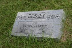 William Claborn Bill Dossey