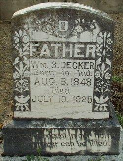 William S. Decker