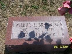 Wilbur Eugene Brown, Sr