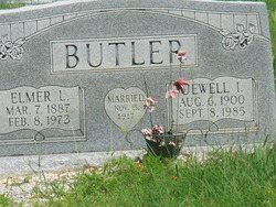 Jewell Inez <i>Clements</i> Butler