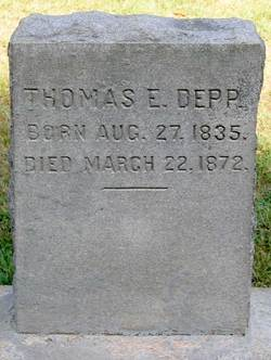 Thomas E. Depp