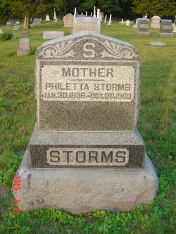 Philetta Storms