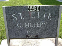 Saint Elie Cemetery