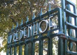 Amsterdam Begraafplaats Vredenhof