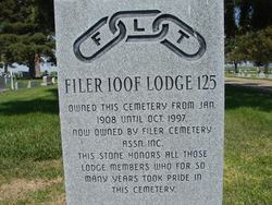 Filer Cemetery
