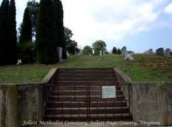 Jollett United Methodist  Church Cemetery