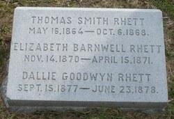 Dallie Goodwyn Rhett