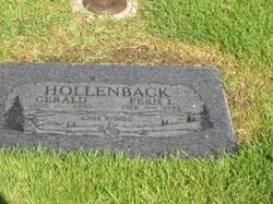 Gerald Delano Hollenback