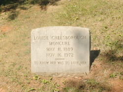 Louise Cheesborough Moncure