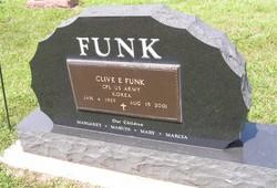 Clive E Tate Funk