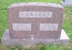 Grace A <i>Lingenfelter</i> Edwards