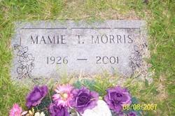 Mamie T Morris