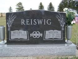 Melvin Reiswig