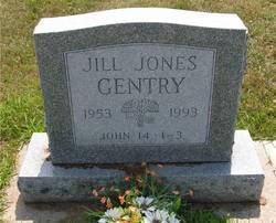 Jill <i>Jones</i> Gentry