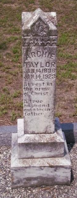 Archie Taylor