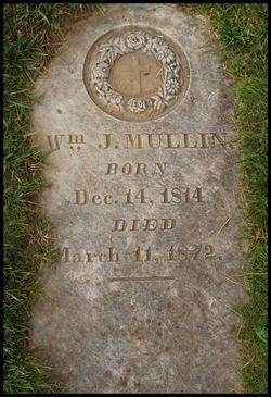 William J Mullin
