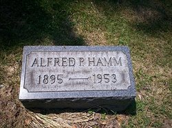 Alfred Paul Hamm