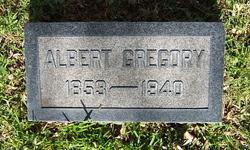 Albert Gregory