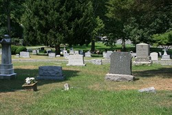 New Saint Mary's Catholic Church Cemetery