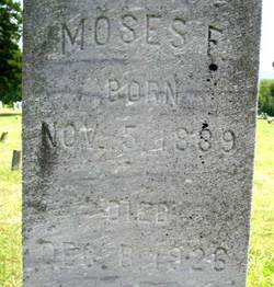 Moses F. Powell