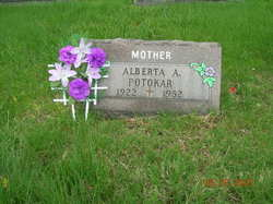 Alberta Ann <i>Hayes</i> Potokar
