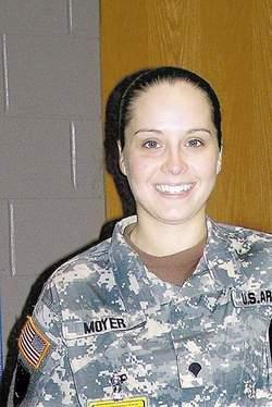 Sgt Ashly L. Moyer