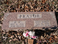 D. W. Prator