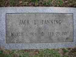 Jack L Fanning