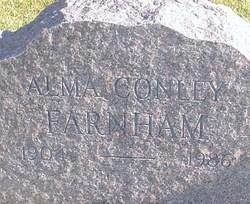 Alma <i>Conley</i> Farnham