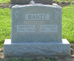 Kathryn <i>Zeigler</i> Bantz