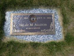 Imlay Marie <i>Baker</i> Allison