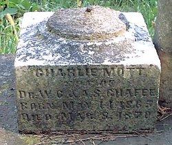 Charlie Mott Chafee