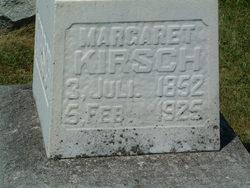 Margaret <i>Melzer</i> Kirsch