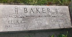 Ella G. <i>Kersting</i> Baker