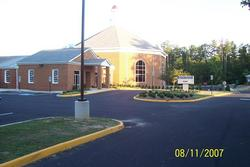 Second Branch Baptist Church Cemetery
