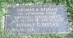 Thomas A. Deegan
