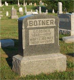 Mary Letitia <i>Borders</i> Botner