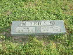 John Henry Grenade Nade Riddle