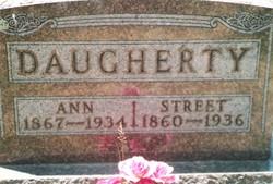 Cornelius Overstreet Street Daugherty