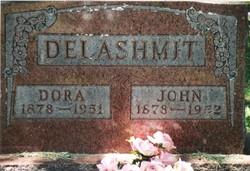 Dora C. <i>Deshurley</i> Delashmit