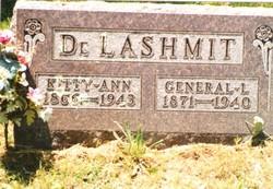 General Leroy Delashmit